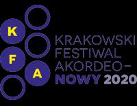 Krakowski Festiwal Akordeonowy Sticky Logo Retina